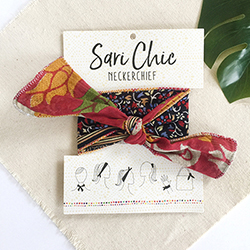 Sari Chic Neckerchief