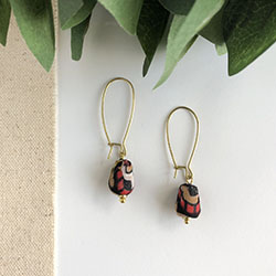 Kantha Kayda Earrings