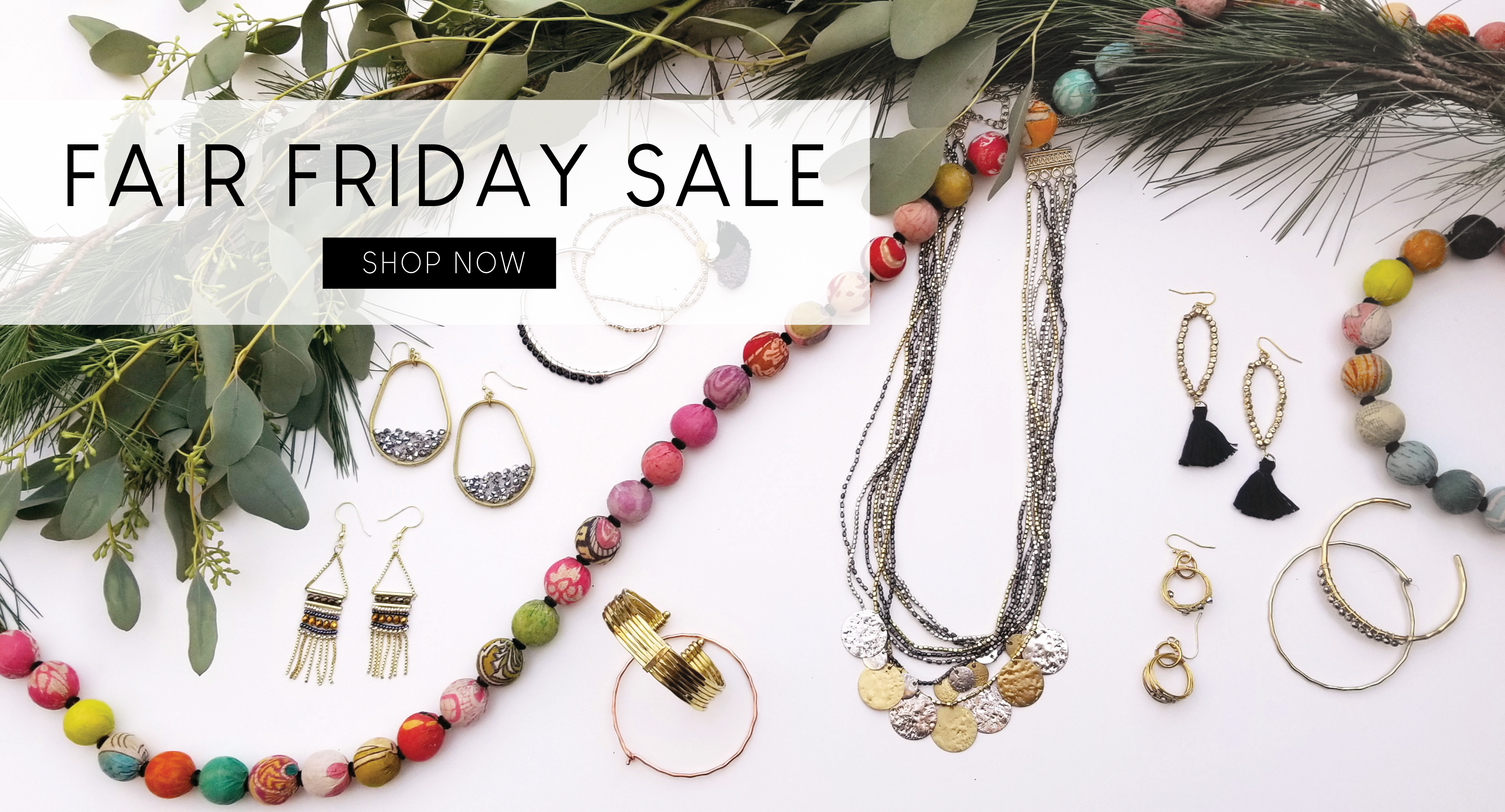 Fair Friday Sale